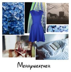 """Merryweather"" by algodaodoce9 ❤ liked on Polyvore featuring art"