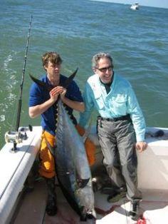 #Tuna Charters, #Fishing in Louisiana.