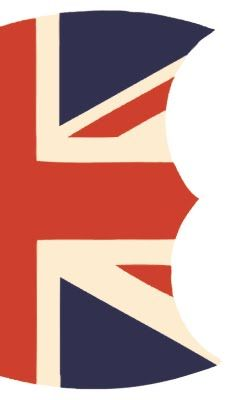 Best Iron On Transfer Paper! - Union Jack Shield Pillow and Printable - The Graphics Fairy