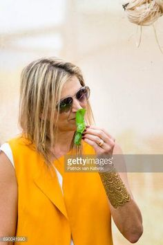 Queen Maxima on a 3 day visit in Vietnam - Day One, May 30, 2017