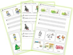 Faire de la grammaire au CP méthode PICOT - Caracolus French Kids, French Classroom, French Immersion, Learn French, French Language, Grammar, Vocabulary, Homeschool, Teaching