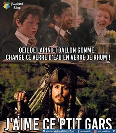 Read from the story Essayez de ne pas rire HARRY POTTER by LafilleGryffondor (Ninon) with reads. Johnny Depp, Harry Potter Animé, Harry Potter Humour, Hermione, Minions, Geek Humor, Surf, Pirates Of The Caribbean, Internet