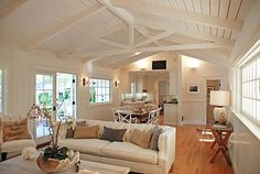 Extravagant Wooden Flooring White Ceiling Sophisticated California Rancher