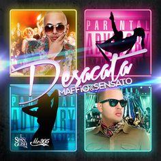 Maffio & SENSATO - DESACATA (OFFICIAL COVER)