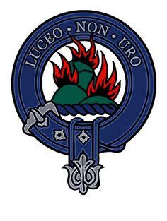 Clan MacKenzie - Motto: Luceo non uro (I shine not burn ...