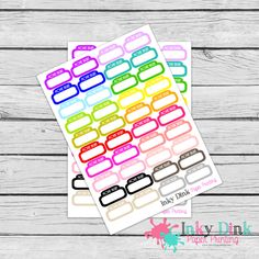 New to InkyDinkPrinting on Etsy: 40 Movie Night Full Sheet Planner Stickers Erin Condren Happy Planner Plum Planner Sticker Sampler EC Life Planner Limelife (5.00 USD)