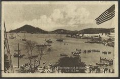 UNITED STATES VIRGIN ISLANDS / DANISH WEST INDIES - Old Vintage ...
