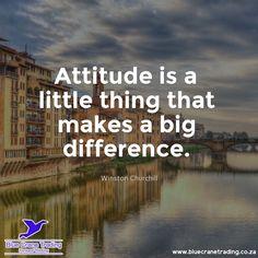 From the legend himself, Winston Churchill #attitude #winning #difference #churchill #bct