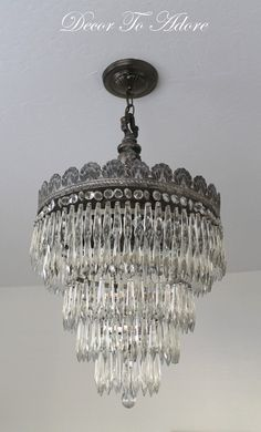 Baccarat crystal chandelier fabulous lighting pinterest how to clean a crystal chandelier decor to adore aloadofball Images