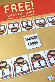 This exciting game requires both critical thinking skills and knowledge of place value!  Perfect for upper elementary!