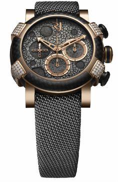 Roman Jerome Diamon-Set Watches - Luxois.com