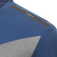 남성 배색 라운드 긴팔 | K2 Boys T Shirts, Sports Shirts, Nike Running Jacket, Sports Jersey Design, Camisa Polo, Athleisure Fashion, Mens Activewear, Pocket Detail, Sport Fashion