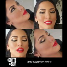 #Maquillaje Autopista Sur N°61a-04 Ingenio Calle 13b N°85c-75 Peñon Cr 3 Oeste N°1-34 ¡Tenemos tiempo para ti