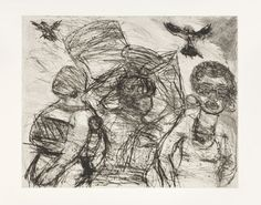 Piki-Tup by David Koloane | DAVID KRUT PROJECTS