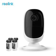 3d6cf98ea70 Reolink Argus Wire-Free HD Outdoor Wireless Battery-Powered Security Camera  for Home with Two Way Audio Micro SD Card Slot   Night Vision - Electronics  ...