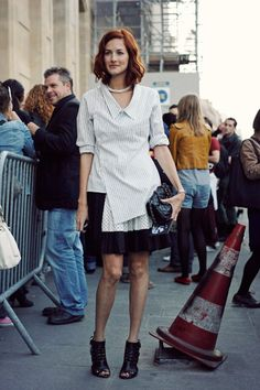 Trends for the Masses (TFTM): The redhead: Taylor Tomasi Hill.