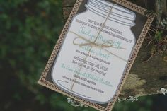 10 #Unique Rustic #Wedding Invitations...