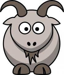 Resultado de imagen de dibujos de cabras