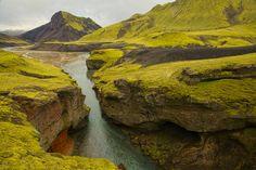 Torfahlaup-Gorge.