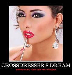 Search 'Crossdresser' on DeviantArt - Discover The Largest Online Art Gallery and Community Male To Female Transition, Why Do Men, How To Apply Lipstick, Sexy Makeup, Tg Captions, Special Girl, Girls Be Like, Tgirls, Your Girl