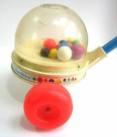 I think every kid I ever babysat for had one of these!....by the time I had my own kids they were much different....