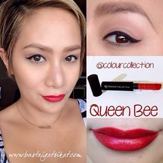 Colour Collection Ultimate Wear Lipstick in QUEEN BEE