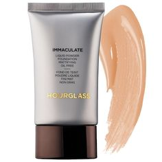 Immaculate® Liquid Powder Foundation Mattifying Oil Free - Hourglass | Sephora