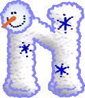 Alfabeto Navideño hecho con Muñecos de Nieve. | Oh my Alfabetos! Christmas Graphics, Christmas Clipart, Abc Letra, Letters And Numbers, Paper Dolls, Initials, Letter N, Clip Art, Printables