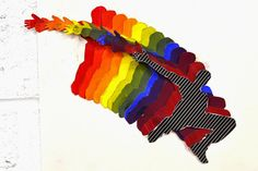 Color Mixing: Action Color Wheels! | Lessons from the K-12 Art Room