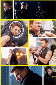 Hawkeye, The Avengers http://pinterest.com/yankeelisa/marvel-s-the-avengers/