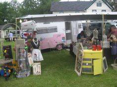 more vintage, retro and antique mobile shopping