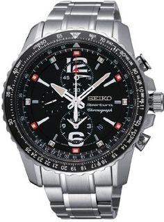 Seiko Sportura Men's Quartz Watch SNAE95