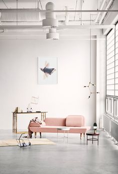 Tendência de décor e design: Rose Quartz, cor do ano da Pantone.