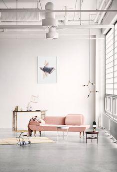Tendência de décor e design: Rose Quartz, cor do ano da Pantone.