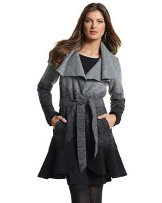 Loving this. May need to be my new winter jacket.