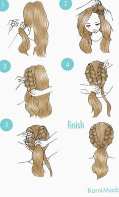 Hairstyles for Grade 3859 57 Best Middle School Hairstyles Images In 2019 hairstyles for school Cute Simple Hairstyles, Braided Hairstyles, Cool Hairstyles, Hairstyles Pictures, Hairstyle Short, Party Hairstyle, Anime Hairstyles, Hairstyle Wedding, Step By Step Hairstyles
