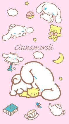 Sanrio Japanese sticker Design seal Cinnamon Roll sticker Kawaii from Japan Free Shipping cute sticker