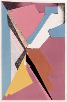 """Jacques Villon: """"Composition"""""""