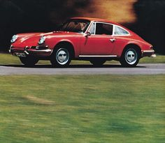 1967 Porsche 911 T
