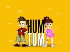 Funny Hum-Tum cartoon collections.. Hum Tum cartoon from Hum Tum Movies