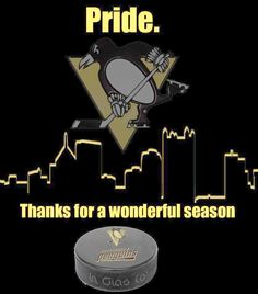 Penguins season came to an end 5-7-13 to Boston Bruins 1-0.