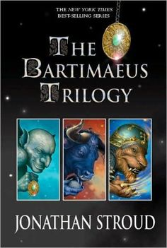The Bartimaeus Trilogy: Jonathan Stroud: Books Great Books, New Books, Books To Read, Amazing Books, Jonathan Stroud, Young Adult Fiction, What To Read, Book Lists, Reading Lists