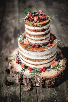 Wedding Cake Rustic, Rustic Cake, Wedding Cake Vintage, Rustic Weddings, Rustic Birthday Cake, Country Weddings, Vintage Weddings, Indian Weddings, Lace Weddings