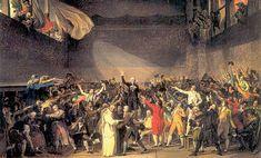 Serment du Jeu de Paume, 20 juin 1789. Rappel historique.