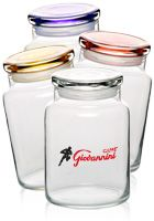 even better - personalized jars to stuff sweets in as party favors :)