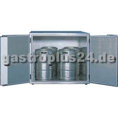 Fasskühlerkorpus aus deutscher Fertigung für die Aufnahme von KEG Fässern mit…