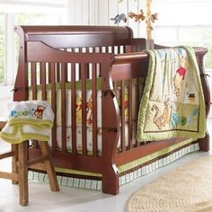 Choosing baby furniture for the nursery requires planning. First, you have to choose a style and color. Opt for white baby furniture for a crisp look and match it with bright colors like blues, greens, and pinks. Style the white furniture with accents in tan, gray, or soft pastels for a calming, neutral nursery.