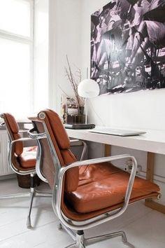 Vitra Soft Pad Chair | Designlinq
