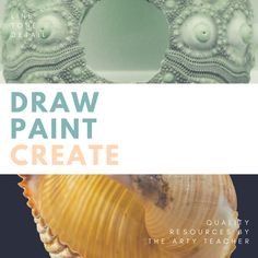 Resources for Art Teachers.  The Arty Teacher. Drawing and painting projects.
