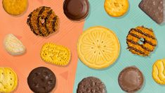 Girl Scout cookies are made at two different bakeries - each with their own recipes and names. CNNMoney tasted a few to see how they compared, as the classic cookies turn 100 years old.